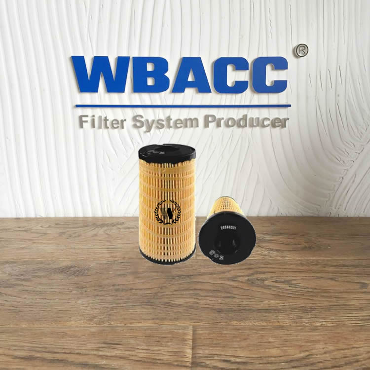 Wbacc Good product fuel filter 26560201/MFE 1489 manufacturer in china