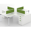 Office Furniture Desk Office Workstation 4 People Staff Working Desk