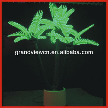 Led Palm Tree Decoration Lights For Xmas Day