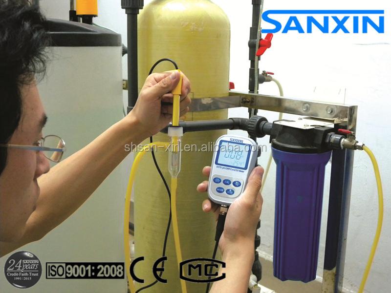 Sanxin Sx726 Portable Handheld Conductivity / Dissolved Oxygen ...