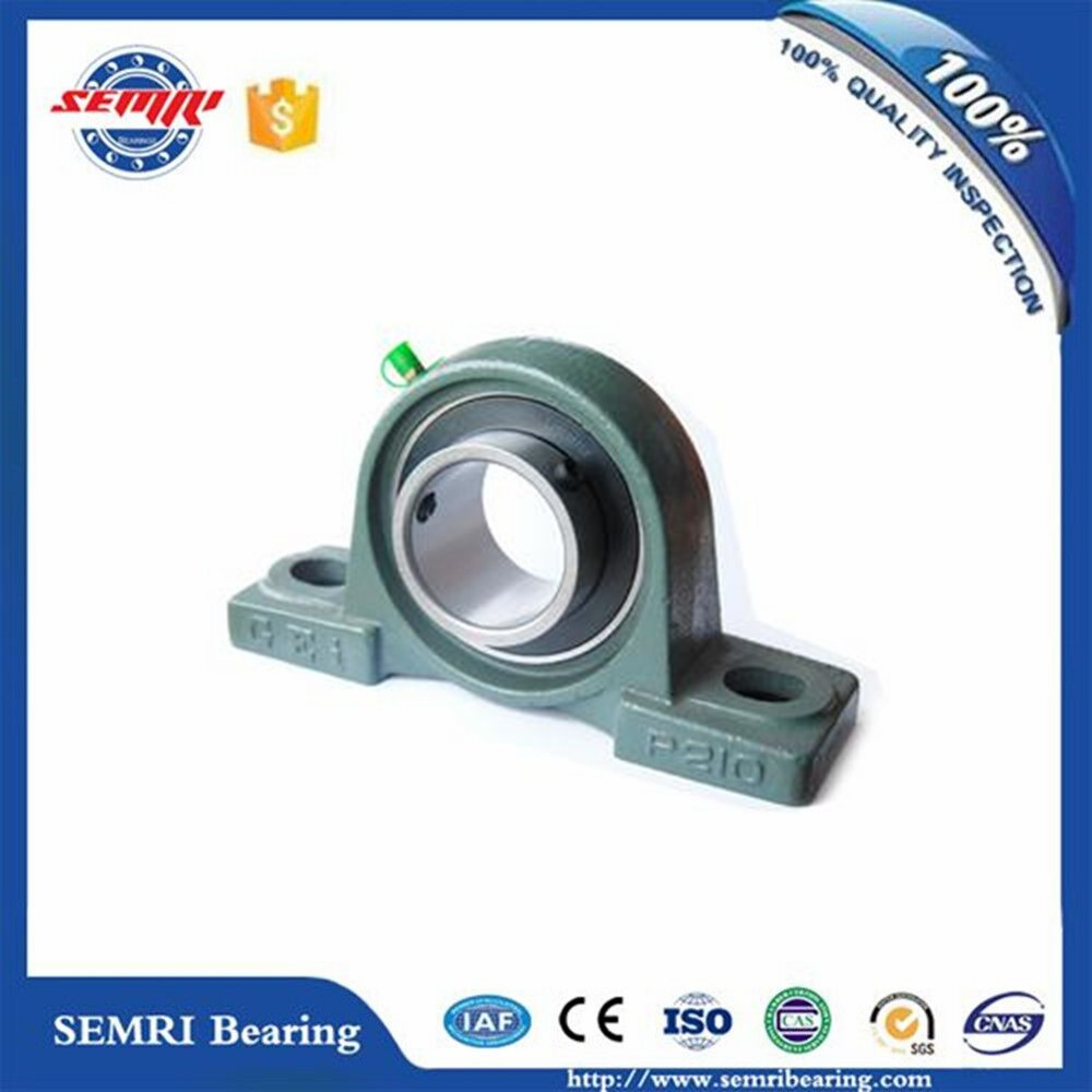 Cast Iron Steel Bearing P204 Agricultural Machinery Bearing with High Performance