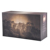 PU custom wine box for standard 2 bottles wine carrier with vintage style wine gift packing box