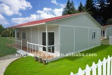 cheap and economic prefabricated beach house
