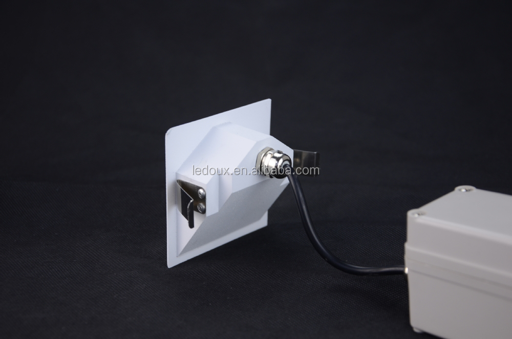 Modern Outdoor Led Recessed Wall Light Led Stair Light