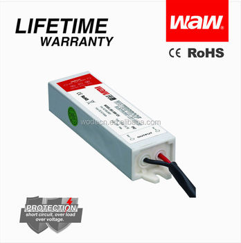 Ip68 Led Driver 15w 12v 1.25a Bg-15-12 Waterproof Transformer With ...