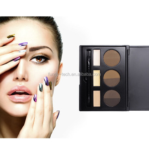 OEM ODM wholesale beauty products eyebrow powder 9 IN 1 eyebrows