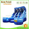 2017 style inflatable slide large giant inflatable water slides for sale