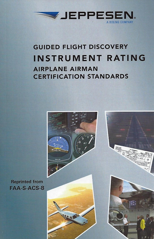 Buy Jeppesen Instrument Rating Airman Certification Standards Acs