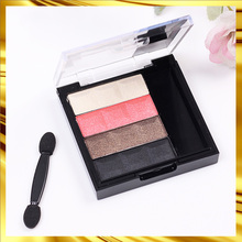 Dijiu 4 color eye shadow make-up professional