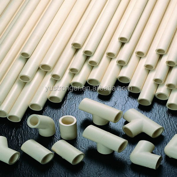 High Quality CPVC <strong>resin</strong> for hot pipe fitting cas 902-86-2