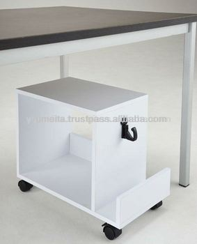 Anese High Quality Office Furniture Under Desk Multipurpose Storage Wagon Cart Wheel