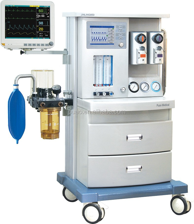 anesthesia monitoring machine