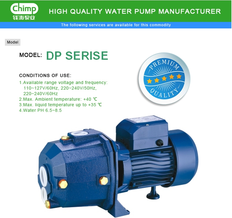 Dp jpd big motor power high suction work together check for How to test well pump motor