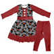 Wholesale 2018 fall and winter clothing sets children Halloween boutique outfits new arrival long sleeve kids clothes sets