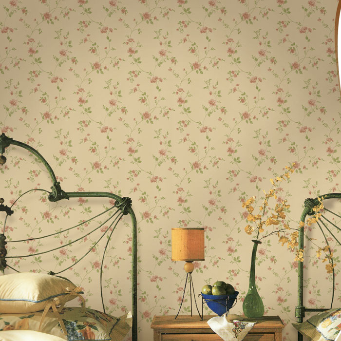 High quality myhome wallpaper classic wall paper country style wallpaper good price decorative wall borders