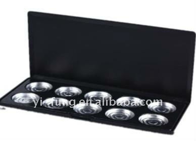 DIY New 10 piece 36mm Empty Magnetic Palette Pans wholesale/retail