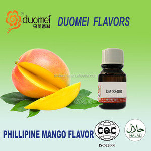 philippines mango flavor concentrated flavours for eliquid