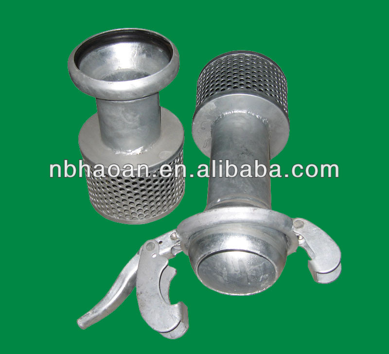 Bauer Type Coupling / Suction And Delivery Couplings / Water Delivery-Drinking Water Hose Coupling