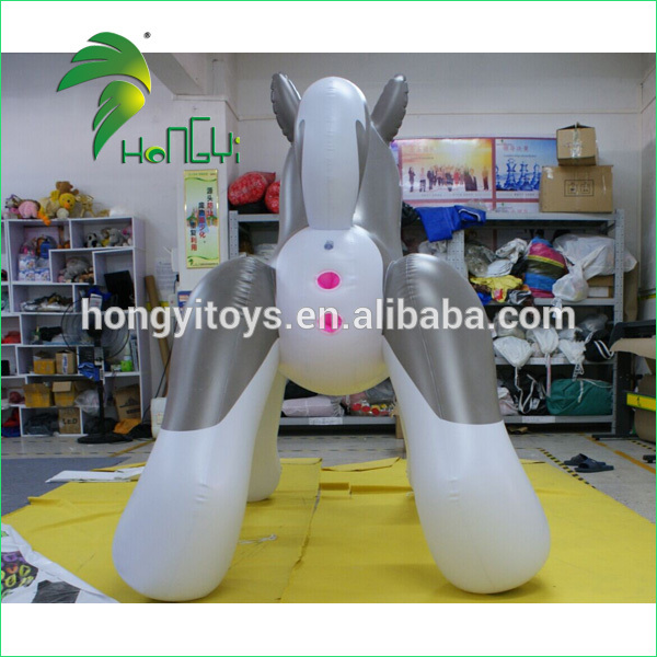 Funny Gaint Air Inflatable Animals Sexy Wolf With Shp And -9352