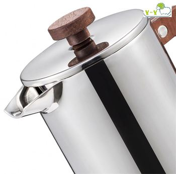 Hot sales Stainless Steel plunger french press/coffee