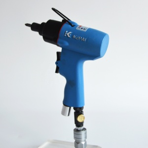 KR-815PH Double Hammer Taiwan spare parts Air Tools 1/4inch Pneumatic Air Screwdriver 8-10mm NSK Bearing from Japan