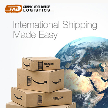 FBA Shipping Service Freight Forwarder From China To USA Amazon Warehouse SJC7 MDW2 CLT2