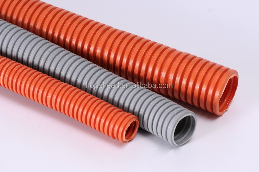 pe corrugated conduit electrical wire conduit china mainland cable rh autonomia co automotive plastic wiring conduit plastic conduit cable gland