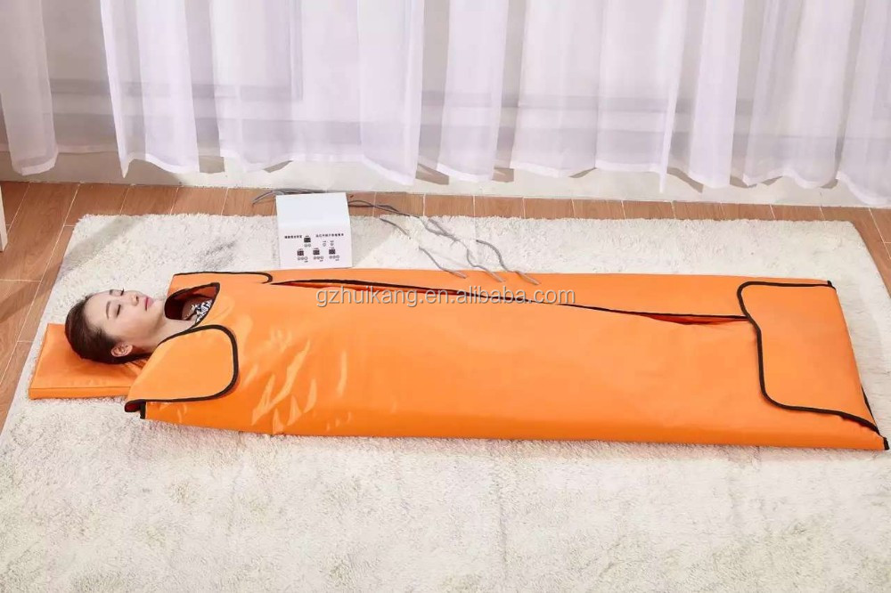 Far Infrared Slimming Bag Wrap Infrared Sauna Blanket Sleeping Bag ...