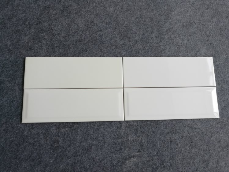 Usa stijlvolle wit metro tegel 100x300 backsplash keramische muur