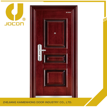 latest design steel safety doors single iron main door design & Latest Design Steel Safety Doors Single Iron Main Door Design ... pezcame.com