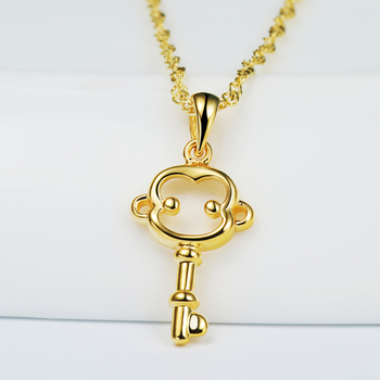 Monkey s key charm pendant in silver jewelry simple charms gold monkey s key charm pendant in silver jewelry simple charms gold pendant design 925 sterling aloadofball Image collections