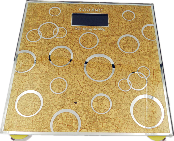 2020 Hangzhou gold supplier ABS plastic body weighing scale from scale manufacturer