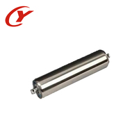 Competive price gravity galvanized stainless steel conveyor belt guide roller
