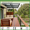 Outdoor usage brown color Ipe hardwood flooring