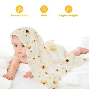 Baby Swaddle Blanket Baby Mexico Burrito Blanket Adult TV blanket