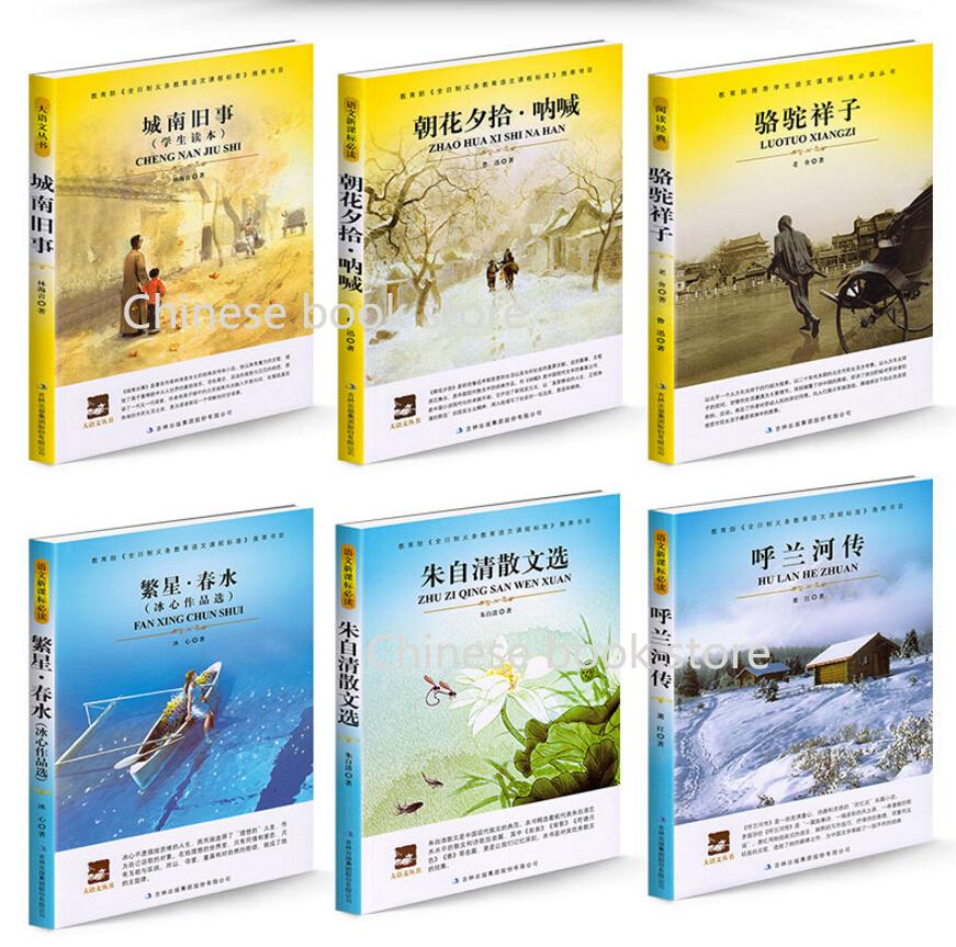Comparative works of lu xun