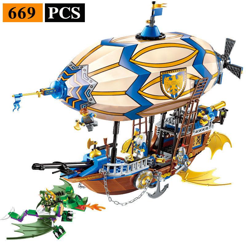 Обучающие строительные блоки «Enlighten Glory War», игрушки для детей, подарки, замок, рыцарь, оружие эльфа Гриффина, Совместимость с Legoe(Китай)