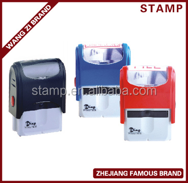 High quality, Self ink Stamp