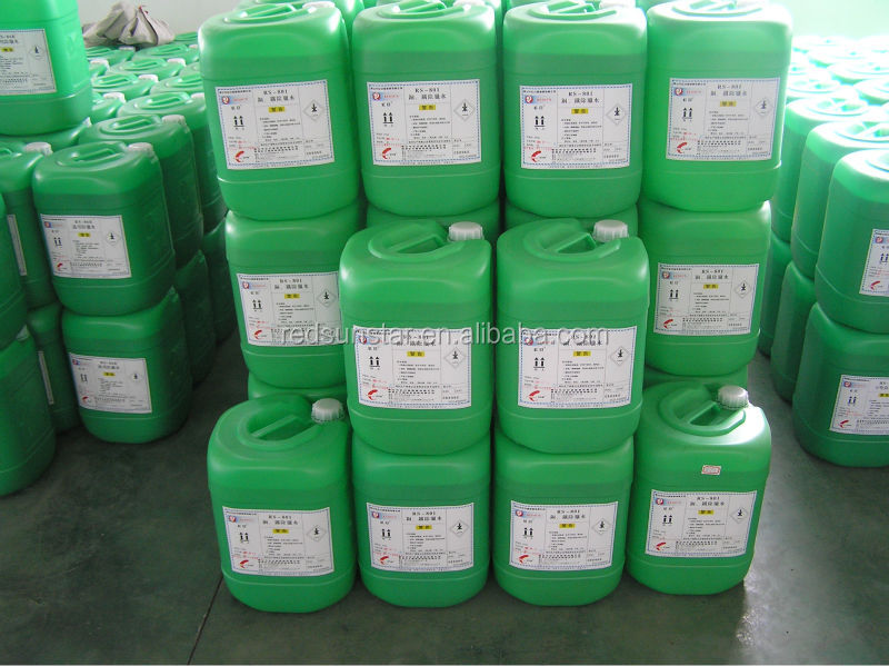 iso certified company metal surface treatment chemicals