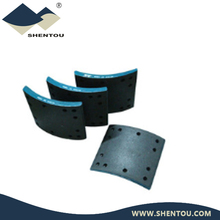 All Kinds Industrial Truck Spare Parts Engine Brake Lining For Renault IVECO Scania Volvo