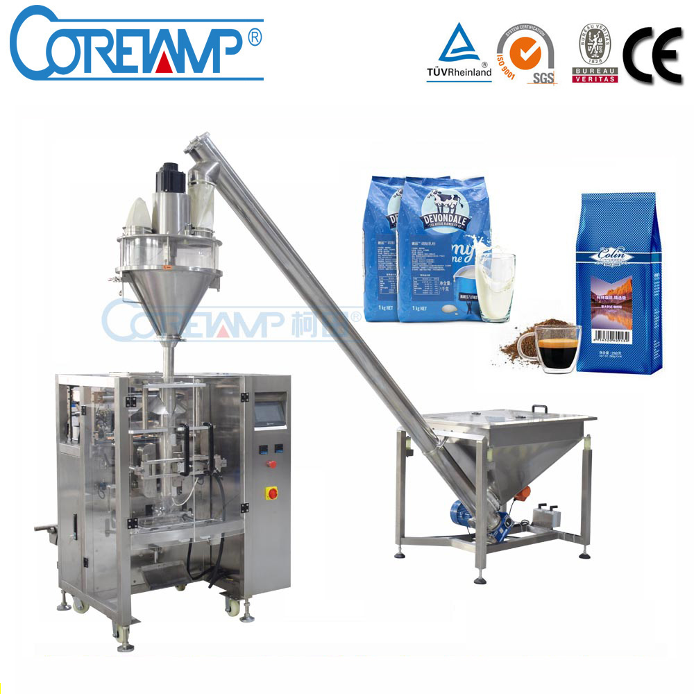 Full Automatic Sachet Chilli/Detergent/Coffee/Spices/Milk Powder Filling Packing Machine