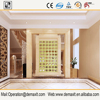 Competive price exquisite looking room dividers screens,newly ceramic screen / room divider