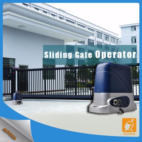 Ac v heavy duty kg sliding gate opener