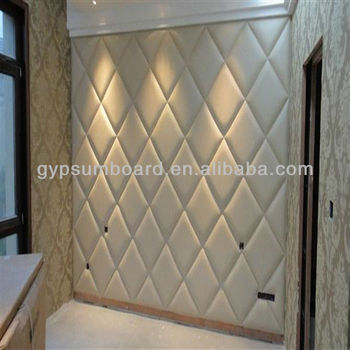 Fiberglass Cotton Indoor Fabric Ceiling Acoustic Panel For Exhibition Hall  /decorative Fiberglass Insulation Wall Panel - Buy Fiberglass Cotton Indoor