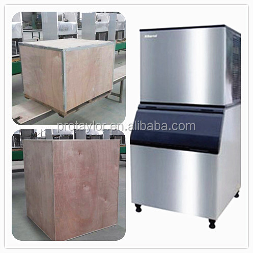 Alibaba china new products industry cube ice making machine