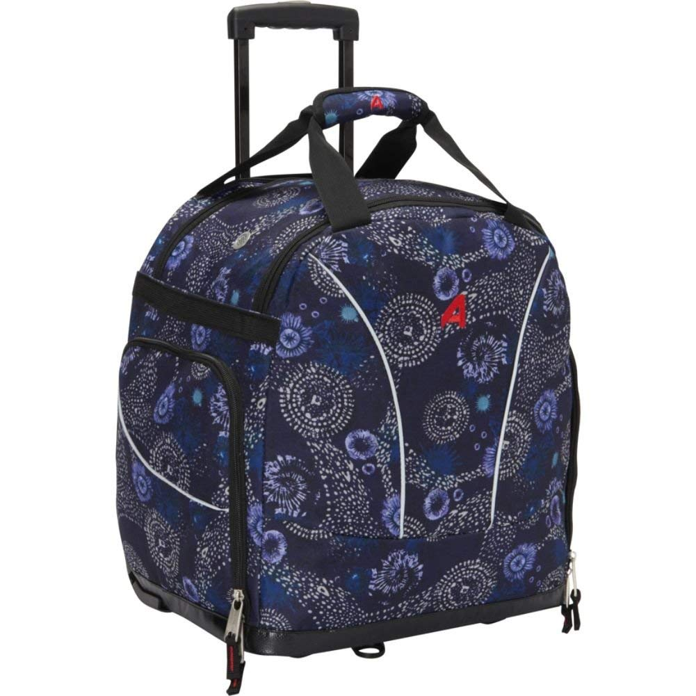 2eaf40791a Get Quotations · Athalon Wheeling Boot Bag Carryon Size