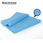 Masthome 10 pcs Kitchen cleaning products spunlaced nonwoven Wiping and Washing cloth for household cleaning