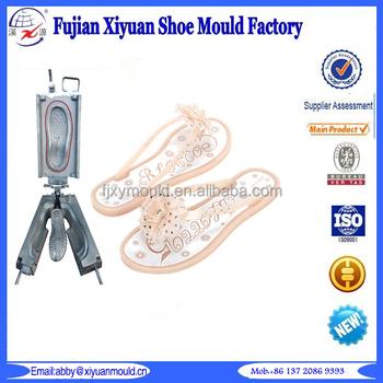 193be55e8 New Design Pvc Jelly Flip Flops Plastic Molds Maker In Jinjiang City ...