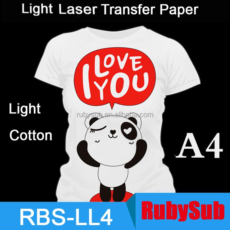 grossiste le papier transfert t shirt pour imprimante laser acheter les meilleurs le papier. Black Bedroom Furniture Sets. Home Design Ideas