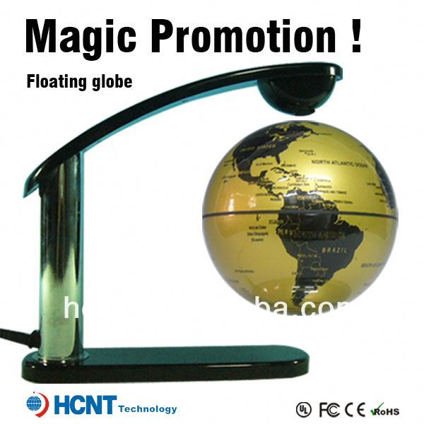 New invention ! Magetic Levitation globe for educational toys ! spirit talking pen